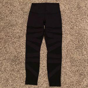 Lululemon High Times Pant (Tech Mesh) - Black